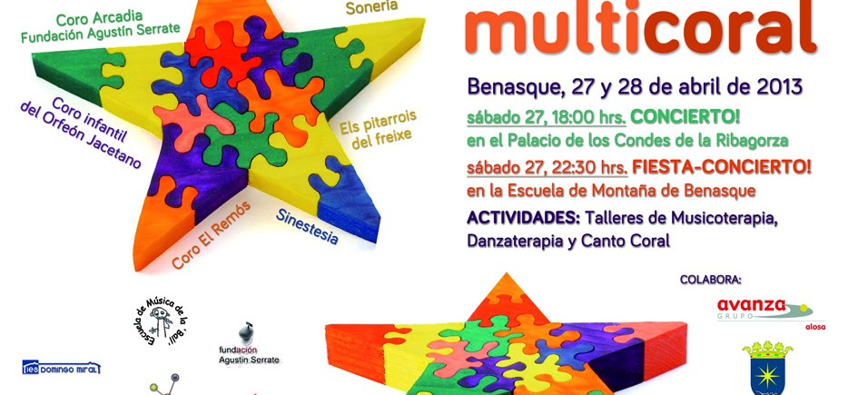 ENCUENTRO MULTICORAL_BENASQUE