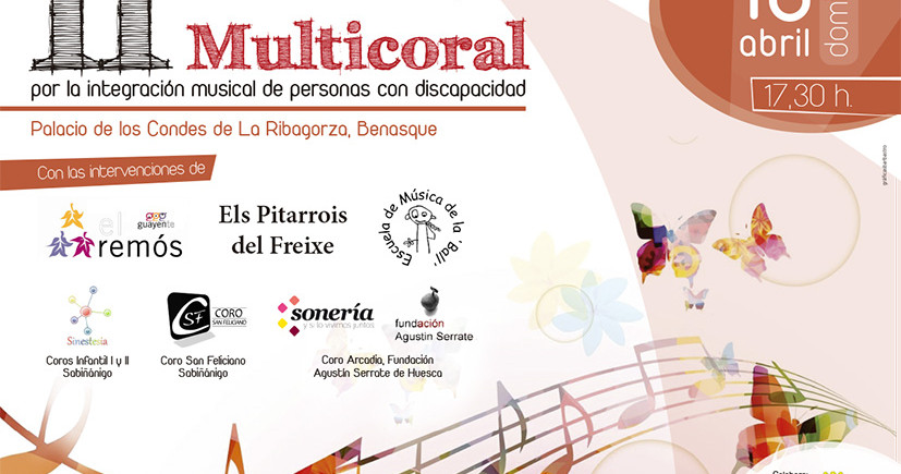 II ENCUENTRO MULTICORAL_Benasque